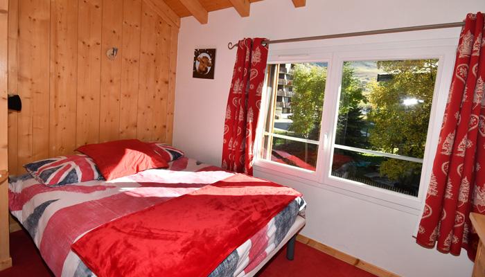 H tel les gentianes location chambres h tel alpe d 39 huez - Chambre d hote alpes d huez ...